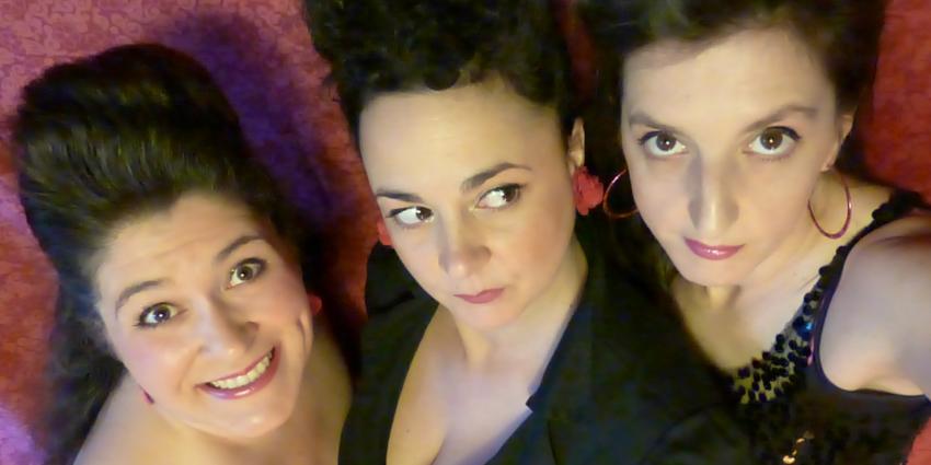 Saison culturelle : Chanteuses par accident, vendredi 8 décembre à la Roche-Blanche