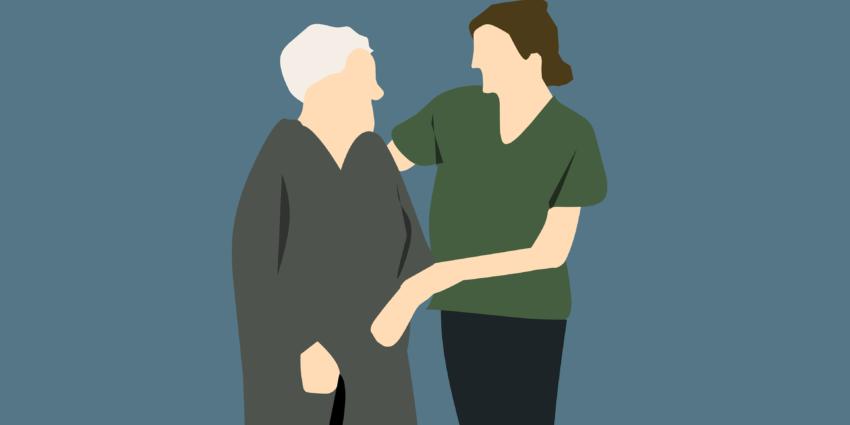 Aide à la personne: prendre soin des autres, au quotidien