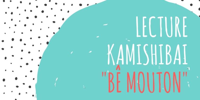 Lecture de kamishibai à la médiathèque