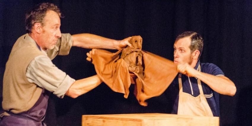 MoTTes : Théâtre d'argile éphémère et fait main
