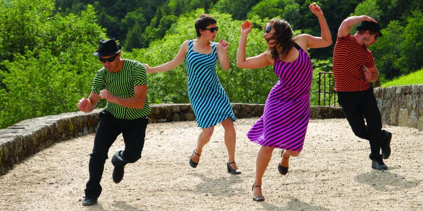 Saison culturelle : bulles chorégraphiques à Saint-Saturnin
