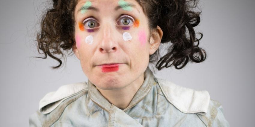 Scènes éphémères : Ami-Ami, clown solo à Vic-le-Comte