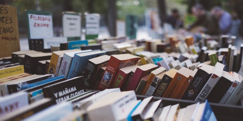 Vente de livres à petits prix