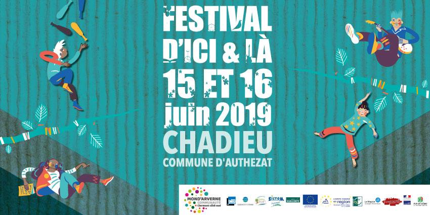 Festival d'ici & là – Soirée concerts