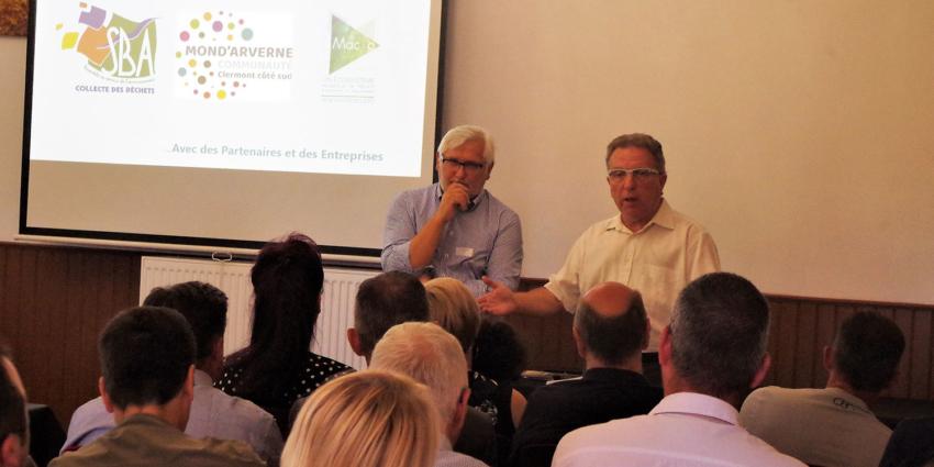 Mond'Arverne Communauté s'engage pour l'économie circulaire avec le projet EC'ENTIEL