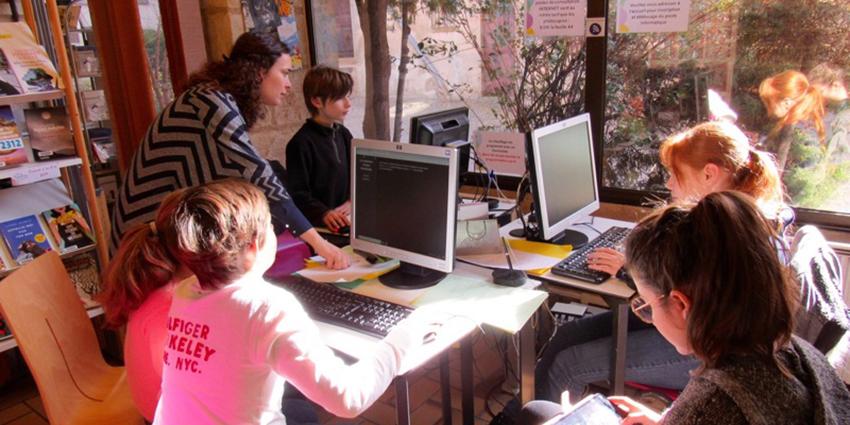 Rencards nomades : «Ateliers numériques»