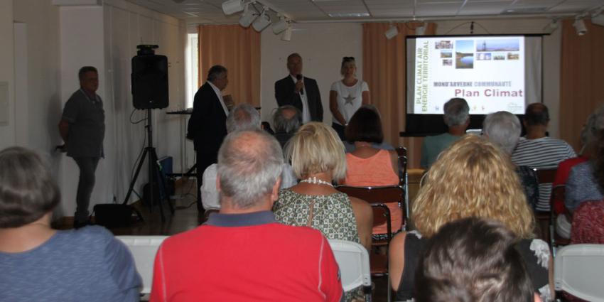 Mond'Arverne Communauté s'engage pour le climat et l'énergie