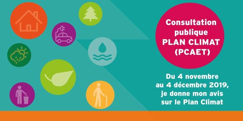 Découvrez les résultats de la consultation publique du plan climat