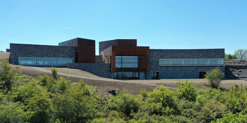 Réouverture du musée de Gergovie