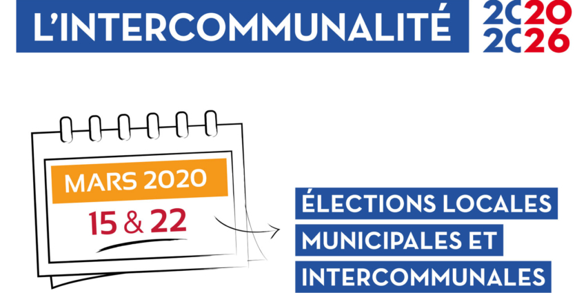 Elections municipales et intercommunales 2020