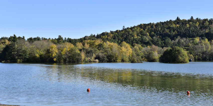 Conditions d'accès au lac d'Aydat