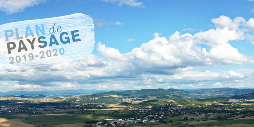 Participez au questionnaire du Grand Clermont sur le plan de paysage