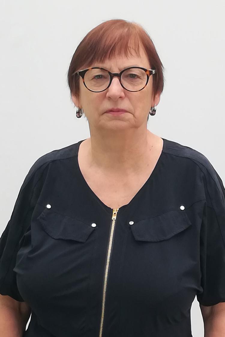 Marie-Josèphe Bonhomme<br />LA SAUVETAT<br />(Suppléante)