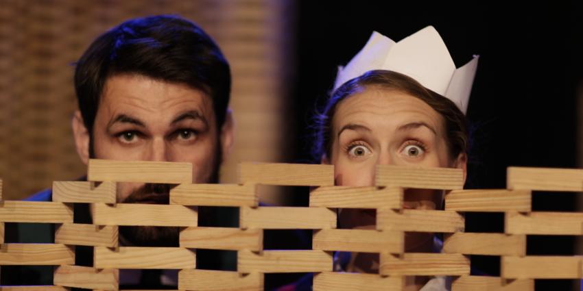 Scènes éphémères : Histoire en bois