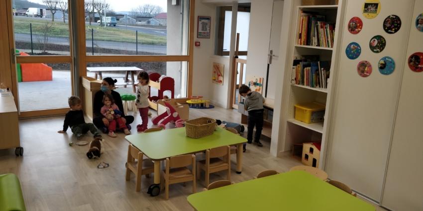 Deux nouvelles structures petite enfance sur le territoire
