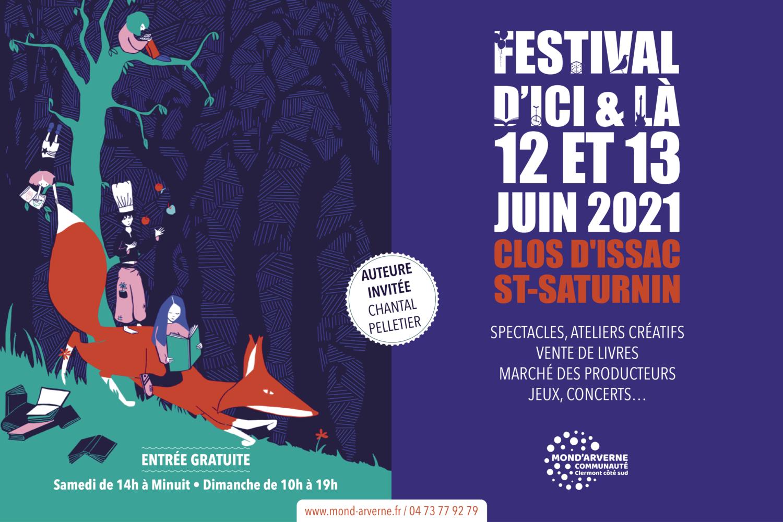 Festival d'ici & là 2021