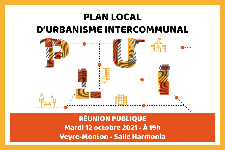 Plan local d'urbanisme intercommunal : participez à la réunion publique